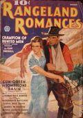 Rangeland Romances (1935-1955 Popular) Pulp Vol. 1 #3