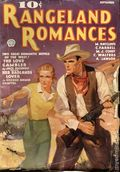 Rangeland Romances (1935-1955 Popular) Pulp Vol. 1 #4