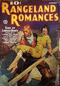 Rangeland Romances (1935-1955 Popular) Pulp Vol. 2 #2