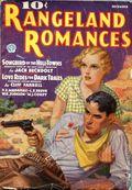 Rangeland Romances (1935-1955 Popular) Pulp Vol. 2 #3
