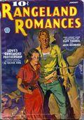 Rangeland Romances (1935-1955 Popular) Pulp Vol. 2 #4