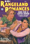 Rangeland Romances (1935-1955 Popular) Pulp Vol. 3 #3
