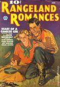 Rangeland Romances (1935-1955 Popular) Pulp Vol. 4 #1