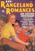 Rangeland Romances (1935-1955 Popular) Pulp Vol. 4 #2