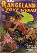 Rangeland Romances (1935-1955 Popular) Pulp Vol. 4 #3