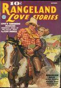Rangeland Romances (1935-1955 Popular) Pulp Vol. 5 #1
