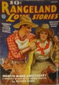 Rangeland Romances (1935-1955 Popular) Pulp Vol. 6 #1