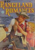 Rangeland Romances (1935-1955 Popular) Pulp Vol. 7 #1