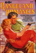 Rangeland Romances (1935-1955 Popular) Pulp Vol. 7 #3