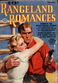 Rangeland Romances (1935-1955 Popular) Pulp Vol. 7 #4