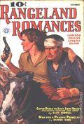 Rangeland Romances (1935-1955 Popular) Pulp Vol. 8 #1