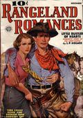 Rangeland Romances (1935-1955 Popular) Pulp Vol. 8 #2