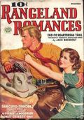 Rangeland Romances (1935-1955 Popular) Pulp Vol. 8 #3