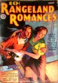 Rangeland Romances (1935-1955 Popular) Pulp Vol. 8 #4