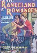 Rangeland Romances (1935-1955 Popular) Pulp Vol. 9 #2