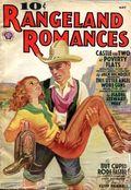 Rangeland Romances (1935-1955 Popular) Pulp Vol. 9 #4