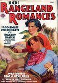 Rangeland Romances (1935-1955 Popular) Pulp Vol. 10 #1