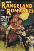 Rangeland Romances (1935-1955 Popular) Pulp Vol. 10 #2