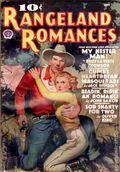 Rangeland Romances (1935-1955 Popular) Pulp Vol. 10 #4