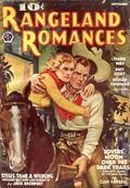 Rangeland Romances (1935-1955 Popular) Pulp Vol. 11 #2