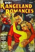 Rangeland Romances (1935-1955 Popular) Pulp Vol. 11 #4