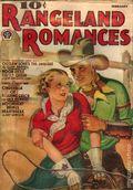Rangeland Romances (1935-1955 Popular) Pulp Vol. 12 #1