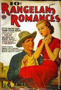 Rangeland Romances (1935-1955 Popular) Pulp Vol. 12 #2