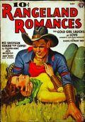 Rangeland Romances (1935-1955 Popular) Pulp Vol. 12 #4