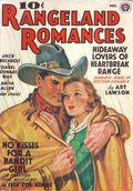 Rangeland Romances (1935-1955 Popular) Pulp Vol. 13 #3