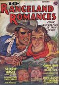 Rangeland Romances (1935-1955 Popular) Pulp Vol. 14 #2