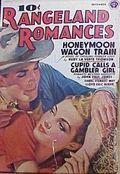 Rangeland Romances (1935-1955 Popular) Pulp Vol. 14 #3