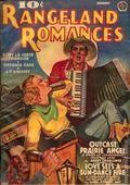 Rangeland Romances (1935-1955 Popular) Pulp Vol. 14 #4