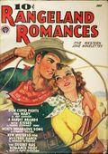 Rangeland Romances (1935-1955 Popular) Pulp Vol. 16 #2
