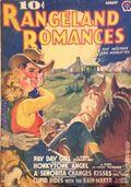 Rangeland Romances (1935-1955 Popular) Pulp Vol. 16 #3