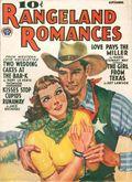 Rangeland Romances (1935-1955 Popular) Pulp Vol. 16 #4