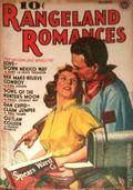 Rangeland Romances (1935-1955 Popular) Pulp Vol. 17 #1