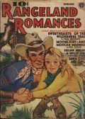 Rangeland Romances (1935-1955 Popular) Pulp Vol. 17 #3