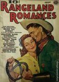 Rangeland Romances (1935-1955 Popular) Pulp Vol. 17 #4