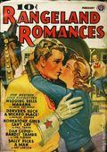 Rangeland Romances (1935-1955 Popular) Pulp Vol. 18 #1