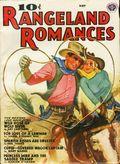 Rangeland Romances (1935-1955 Popular) Pulp Vol. 18 #4