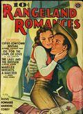 Rangeland Romances (1935-1955 Popular) Pulp Vol. 19 #1