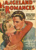 Rangeland Romances (1935-1955 Popular) Pulp Vol. 19 #2