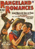 Rangeland Romances (1935-1955 Popular) Pulp Vol. 19 #4