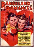 Rangeland Romances (1935-1955 Popular) Pulp Vol. 21 #2