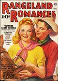 Rangeland Romances (1935-1955 Popular) Pulp Vol. 21 #3