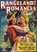Rangeland Romances (1935-1955 Popular) Pulp Vol. 21 #4
