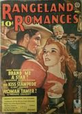 Rangeland Romances (1935-1955 Popular) Pulp Vol. 23 #2