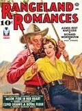 Rangeland Romances (1935-1955 Popular) Pulp Vol. 23 #4