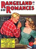 Rangeland Romances (1935-1955 Popular) Pulp Vol. 24 #4