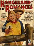 Rangeland Romances (1935-1955 Popular) Pulp Vol. 25 #2